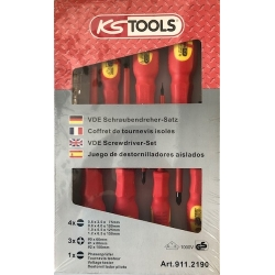 KS TOOLS® - Jeu de 8...